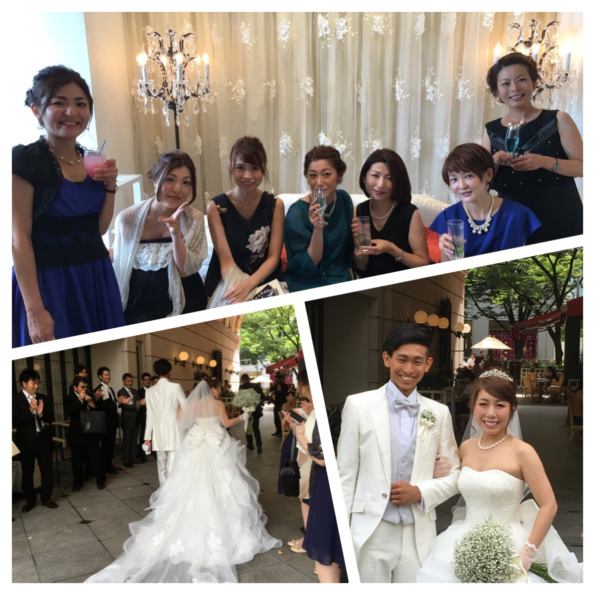 Happy Wedding*・゜゚・*:.。..。.:*・'(*゚▽゚*)'・*:.。. .。.:*・゜゚・*/YURA
